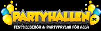 Partyhallen Halloween-utklädnad